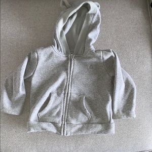 Baby Gap hoodie. Size 18-24 months